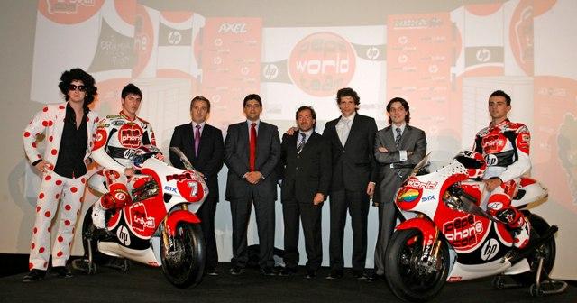 Presentación Pepe World Team
