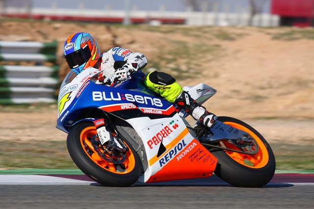 Blusens vende moto2